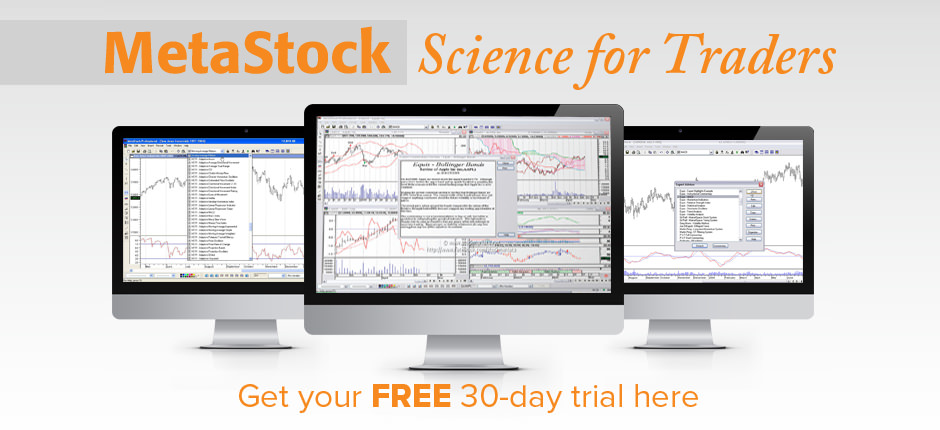 Metastock 30-Day Free Trial